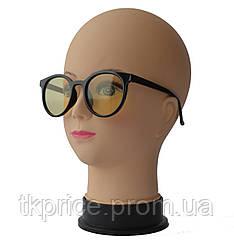 Женские солнцезащитные очки Aedoll 9782 Желтые