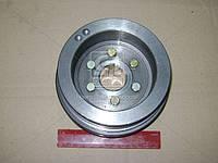 Шкив-демпфер вала коленчатого ГАЗ двигатель 4025,4026 со ступицей, фирменная упаковка. (Производство ЗМЗ), AGHZX