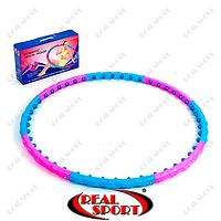 Обруч массажный с магнитами Hula Hoop JS-6011 Dynamic Jiesen Hoop