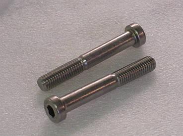 Винт М10 DIN 7984 с внутренним шестигранником и низкой цилиндрической головкой   кл. пр. 8.8