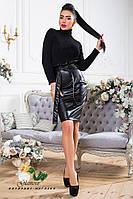Стильная женская юбка Вероника 3 цвета