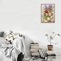 Naiyue 9432 Flowers Print Draw Алмазный рисунок Цветной