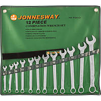 Набор ключей комбинированных Jonnesway 8-22 мм, 12 предметов W26112S