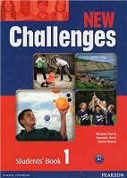 Учебник Challenges NEW 1 Students' Book Цветная Копия!