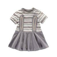 TAOQIMAIDOU Baby Dress Summer Fashion Girl Платье Детские товары День рождения Костюм MD170X048 6 м