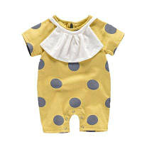 TAOQIMAIDOU Детская одежда Summer Newborn Boy Girl Romper MD170X056 3 м