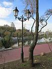 Чугунная опора (фонарь уличный) уличного освещения №7, фото 2