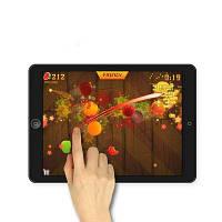 Защитная пленка для экрана Стекло с закаленным стеклом Защитная пленка для iPad Mini 4 2015 0.33mm 2.5D Rounded Edge Прозрачный