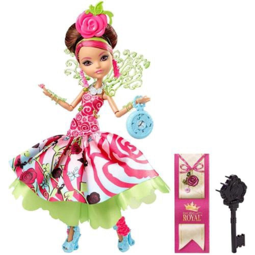 Ever After High Way Too Wonderland Briar Beauty Кукла Эвер Афтер Хай Браер Бьюти Дорога в Страну Чудес