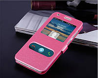 Чехол Книжка Window для Meizu M3 / M3s / M3 mini ультратонкий Pink, фото 1