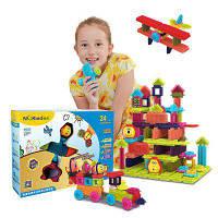 Дети Раннее детство Образование Mane Building Blocks Fifty Set Цветной