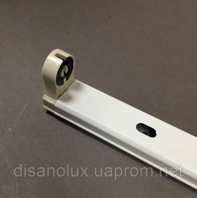 Светильник  для  светодиодной лампы   LED T8 60см  230в