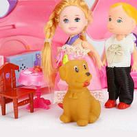 Дом мечты Гриб Рождественская кукла дошкольного образования Цветной