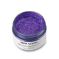 Красочный блеск для волос Фиолетовый