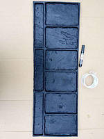 """Полиуретановый штамп для бетона """"Камень Бордюрный"""", для пола и дорожек, фото 1"""