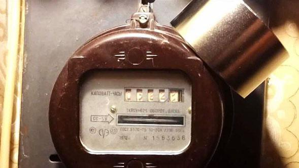 Как остановить счетчик света с помощью неодимового магнита