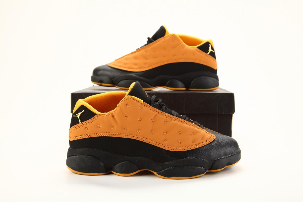 7ab9ae770b69 Nike Air Jordan 13 Retro Low Chutney Chutney Black Найк Аир Джордан 13 -  СтилягА+