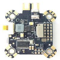 30.5X30.5MM F4 Pro Угловой контроллер полета AIO OSD PDB BEC Датчик тока и фильтр LC Чёрный