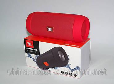 JBL Charge mini J006B 3W репліка Charge2 , блютуз колонка, червона