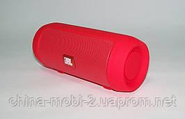 JBL Charge mini J006B 3W (реплика Charge2), блютуз колонка, красная, фото 3
