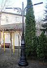 Полимерная опора (фонарь уличный) уличного освещения №4, фото 2