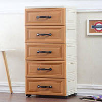 Ящик для приема ковчега Магазин содержимого arkLarge утолщающий резервуар Шкаф для одежды Пластиковый резервуар Хаки