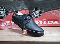 Новинка!Туфли мужские из натуральной кожи МИДА 110391., фото 1