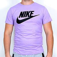 """Яркая мужская футболка """"Nike"""" 1302/28"""