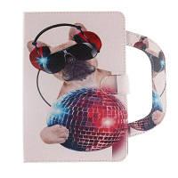Кожаный защитный чехол для собак с рукой для iPad 5 RAL1001 Бежевый