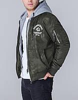 Куртка осенне-весенняя хаки