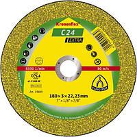 Отрезной круг по камню 300x3,5x20 C24  Extra Kronenflex