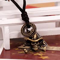"""Оригинальный металлический сборный кулон унисекс """"Пират"""" (набор кулонов)!"""