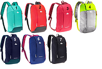 Рюкзак городской Quechua обьем 10л, цвет на выбор