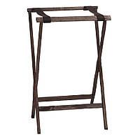 Подставка для подносов (Триджек) 42х43х82 см. деревянная Paderno