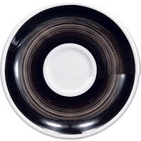 "Блюдце 14,5 см Black для серий ""Verona / Torino / Bari / Palermo Millecolori Hand Painted"""