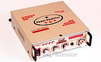 Стерео усилитель UKC SN-909AC, 2 по 30 Вт, 8 Ом.