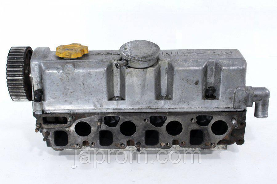 Головка блока цилиндров (ГБЦ) Nissan VanetteSerena C23 1994-2001г.в. LD-23