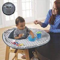Детские водонепроницаемые обеденный стул коврик сиденья подушки для детей MY0795