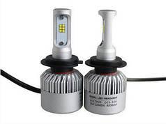 Светодиодная лампа H7 PATROL 72 Вт (цена указана за 1 штуку 36 Вт) 8000LM 6500K