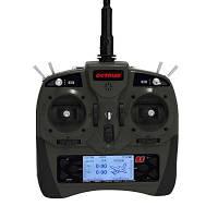 DETRUM DTM-T008 GAVIN-8C 2.4G 8CH RC передатчик Чёрный