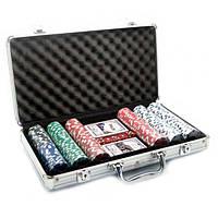 Покерный набор в кейсе №300, все для покера
