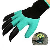 Перчатки для сада и огорода Garden Genie Gloves, фото 1