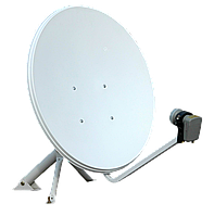 Установка ТВ, подключение спутникового телевидения