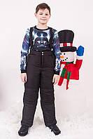 Зимний штаны для мальчика ВМР-1, р-ры 116,122,128,134,140,146