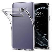 Жидкокристаллический корпус Galaxy S8 с тонкой защитой и превосходной ясностью для Samsung Galaxy S8 Прозрачный
