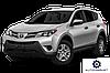 Боковое переднее правое стекло Toyota Rav4 2013-2015