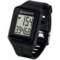 Пульсометр Sigma iD.GO Black Sigma Sport