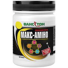 Ванситон Макс-Амино 150 таблеток по 2 г - увеличения мышечной массы.