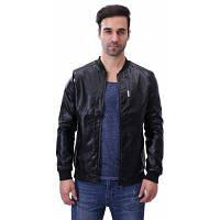 Мужские кожаные куртки XL