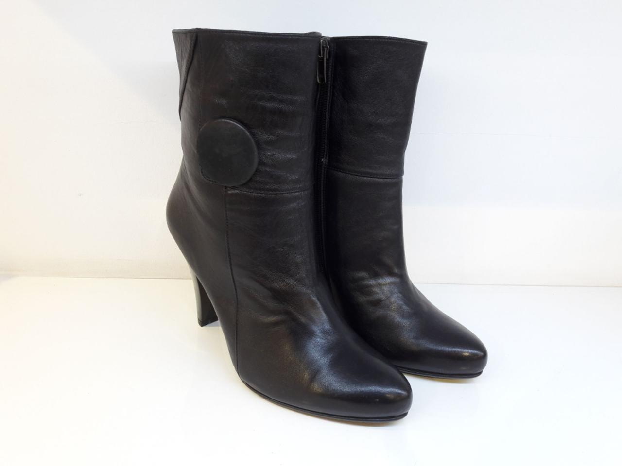 Ботинки Etor 1743-1 37 черные
